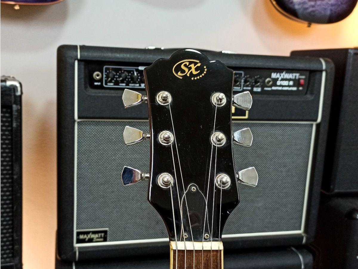 Guitarra Sx – Les Paul - Usada