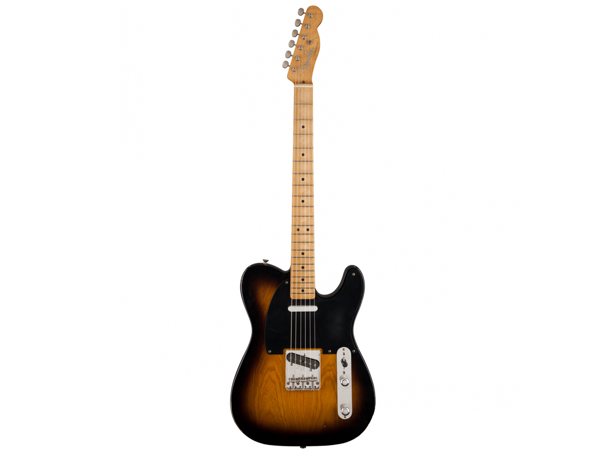 Guitarra Telecaster Fender Road Worn Mexicana - Usada