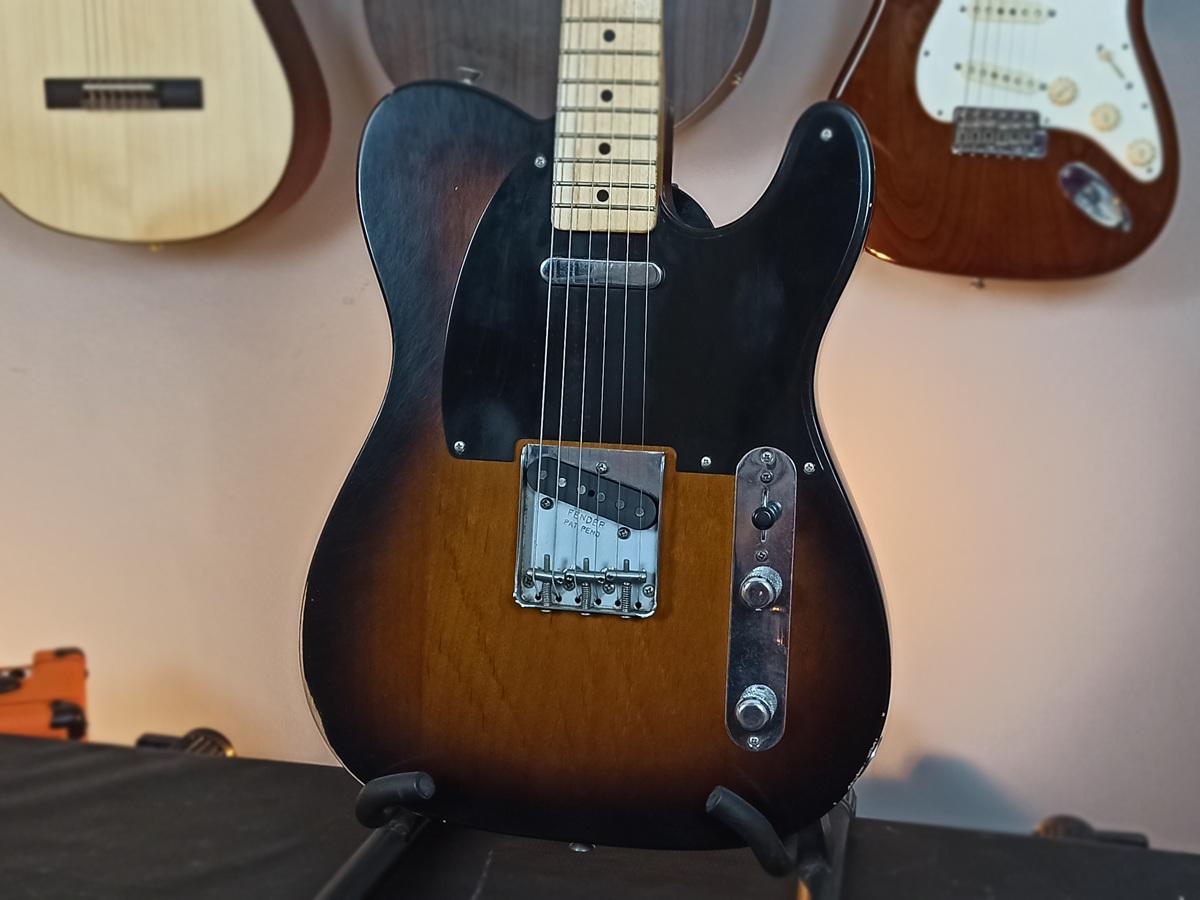 Guitarra Telecaster Fender Road Worn Mexicana - Usada
