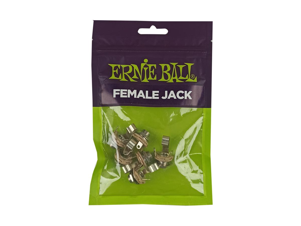 Jack Mono para Guitarra e Baixo Ernie Ball - 1 Unid.