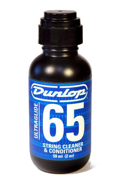 Limpador e condicionador de Cordas Dunlop Ultraglide F65
