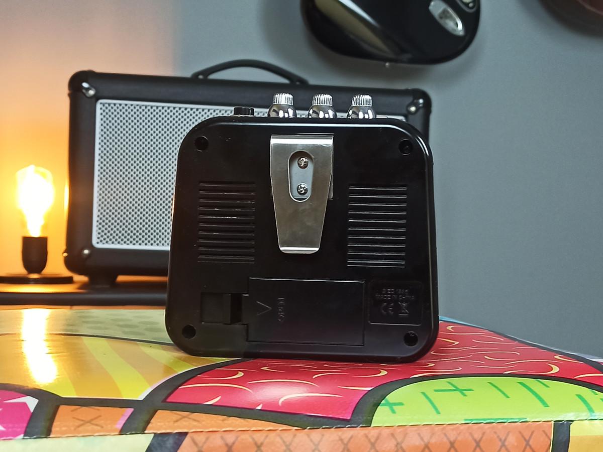 Mini Amplificador Danelectro N-10 Honeytone Mini Amp - Usado