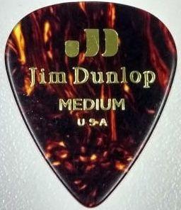 Palheta Jim Dunlop Tortoise Shell Classics Medium kit com 6
