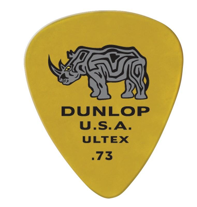 Palheta Ultex 73mm kit com 6 palhetas Dunlop