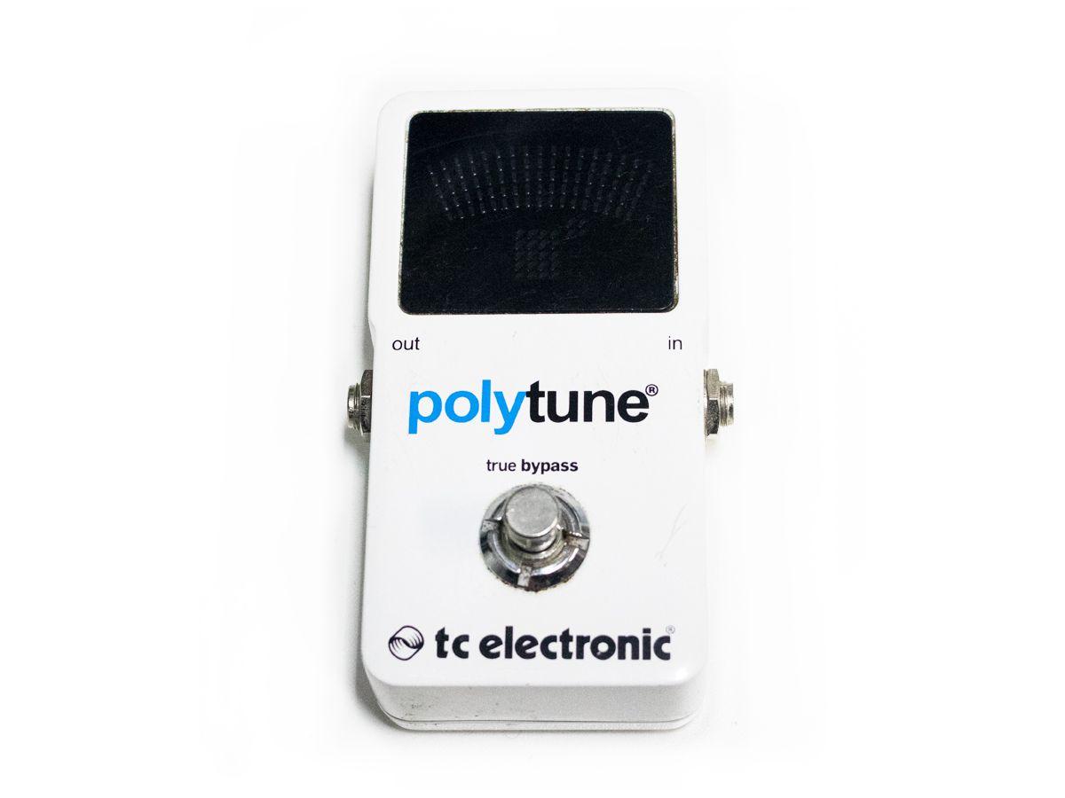 Pedal Afinador Polytune 2 - Tc Electronic - USADO