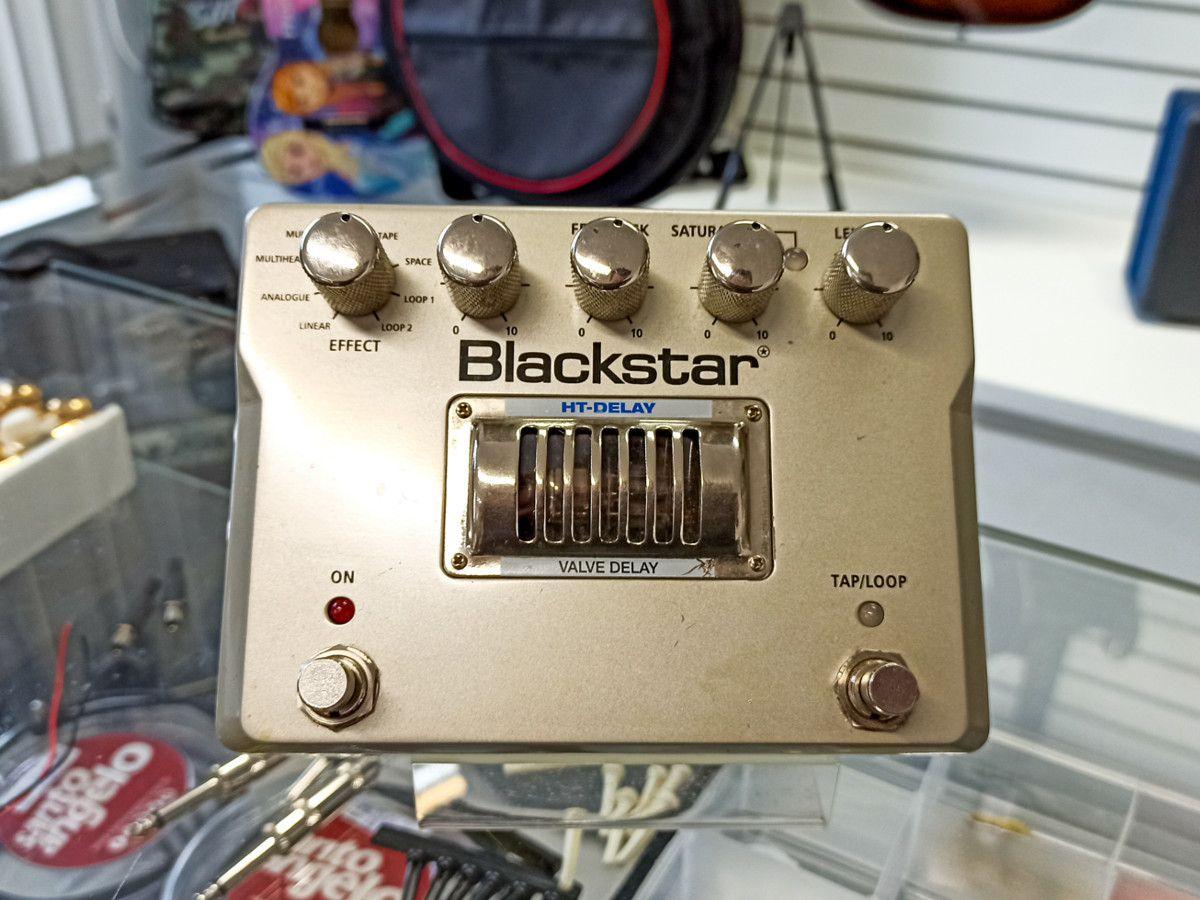 Pedal Blackstar HT-DELAY Delay Valvulado - Usado