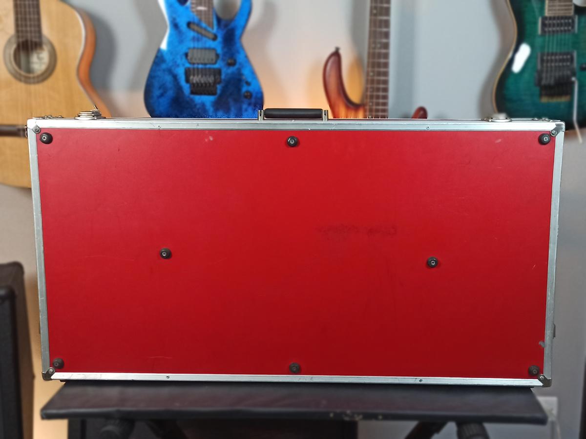 Pedal Board / Hard Case para Pedais - Usado