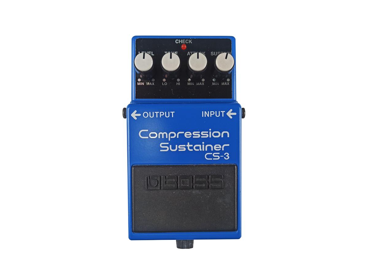 Pedal Boss Compressor Sustainer CS-3 - Usado