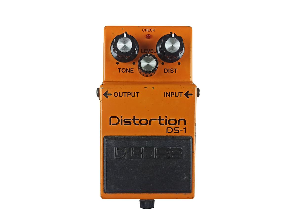 Pedal Boss Distortion Ds-1 - Usado