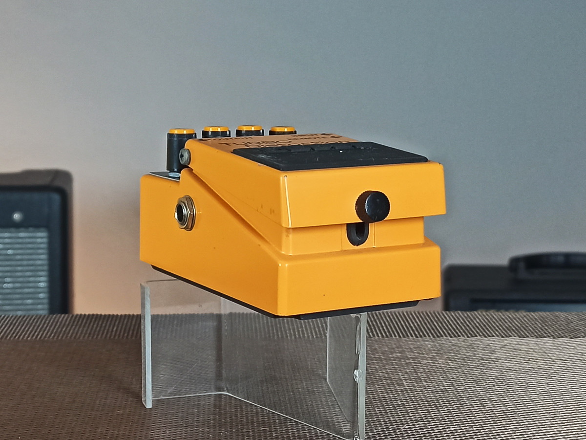 Pedal Boss Ds-2 Turbo Distortion - Usado
