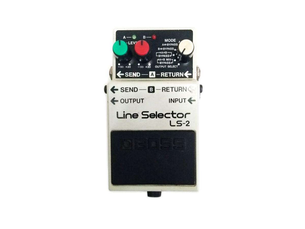 Pedal Boss Ls-2 Line Selector - USADO
