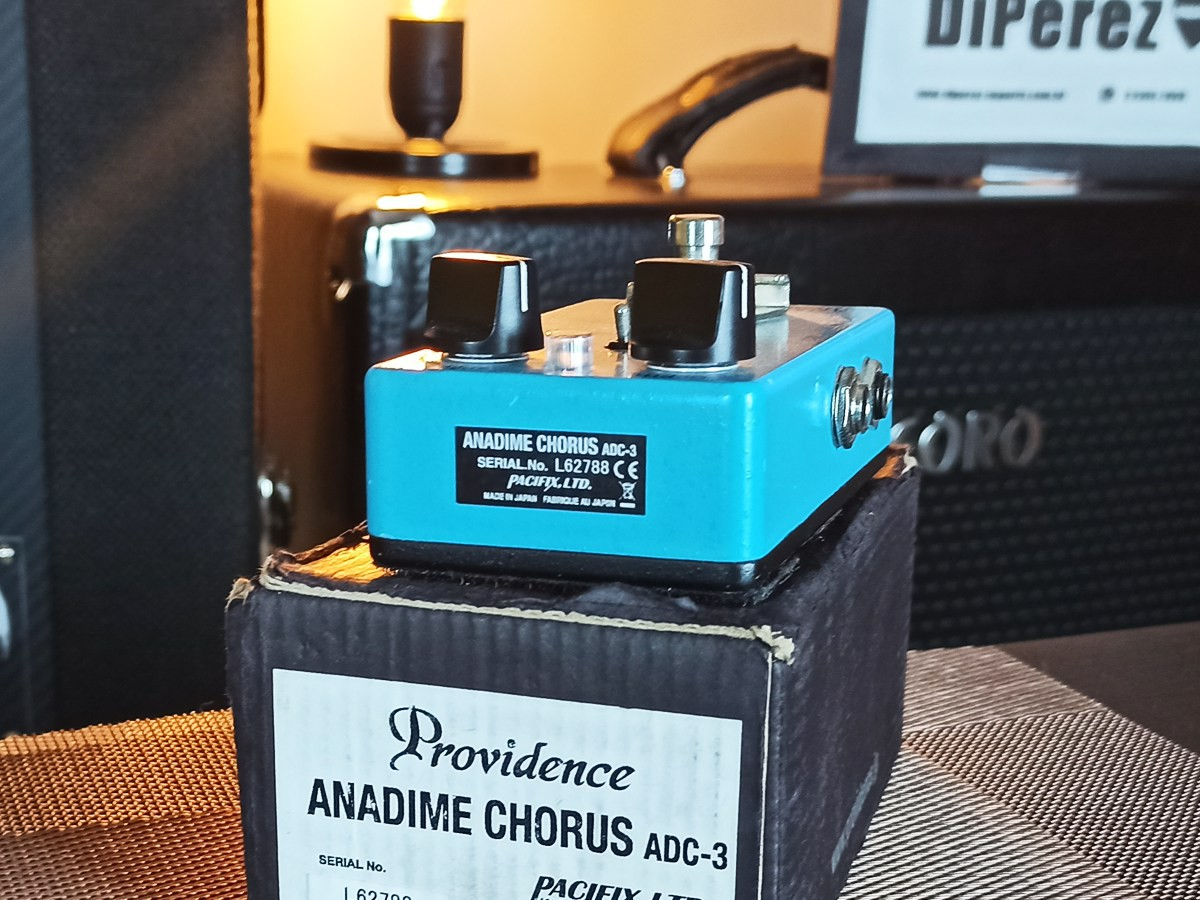Pedal Chorus Anadime Chorus - Providence - Japonês - Usado