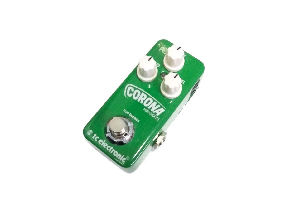 Pedal Chorus Corona TC Eletronic – Mini – Usado