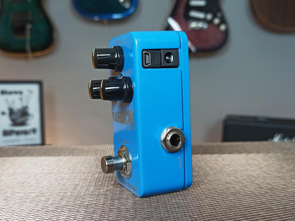 Pedal de Guitarra Flashback Mini Delay -TC Electronic  Usado