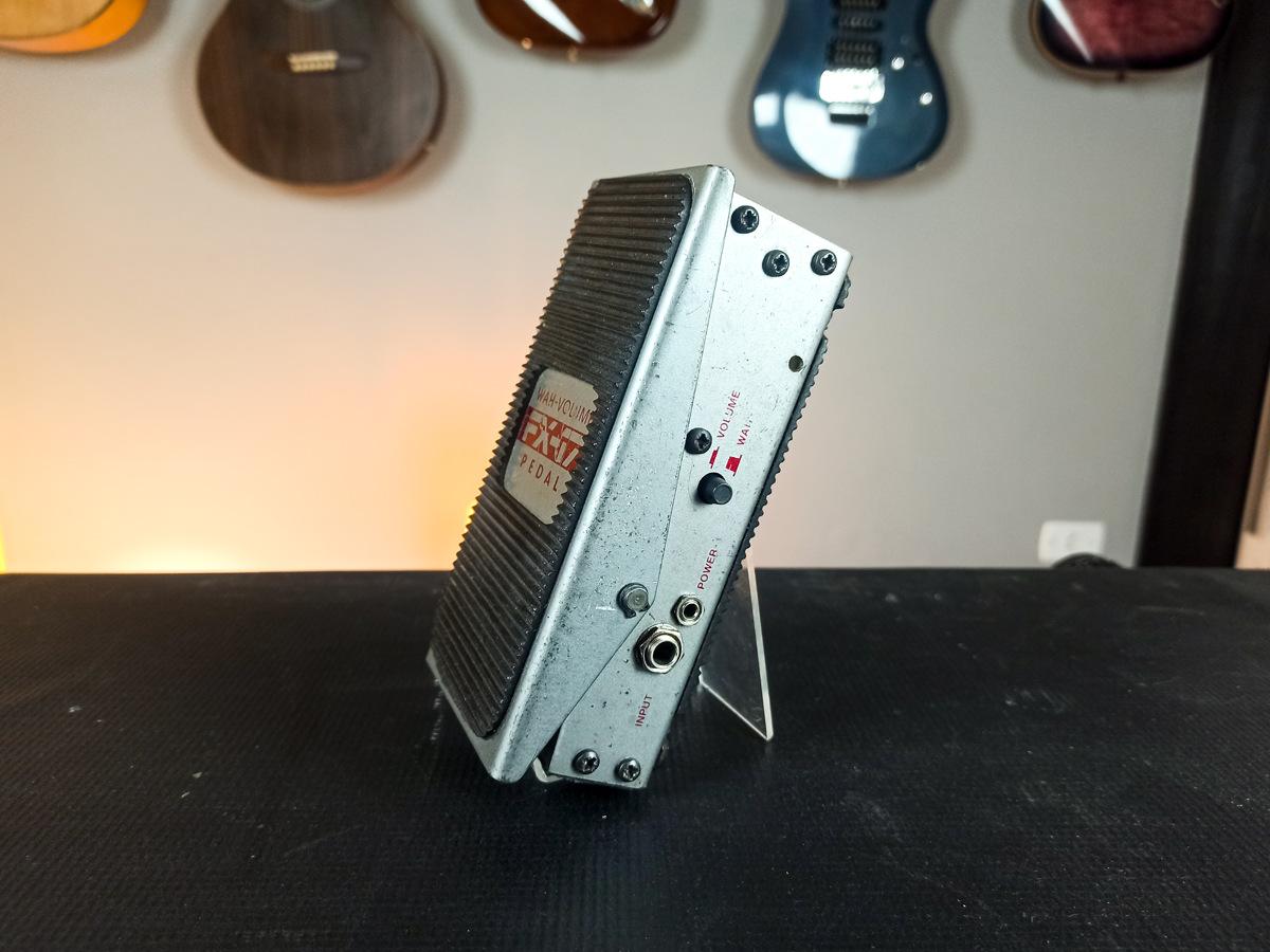 Pedal de Volume e Wah Wah - Dod Fx17 - Usado