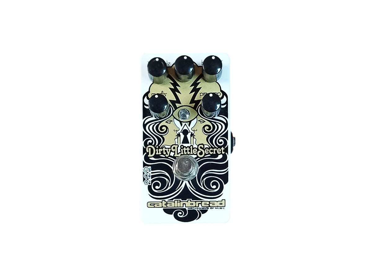 Pedal Dirty Little Secret - Overdrive - Catalinbread - MKIII - USADO