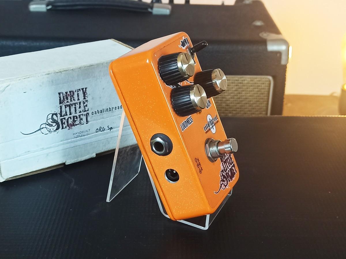 Pedal Dirty Little Secret - Overdrive - Catalinbread - V.2.2 USADO