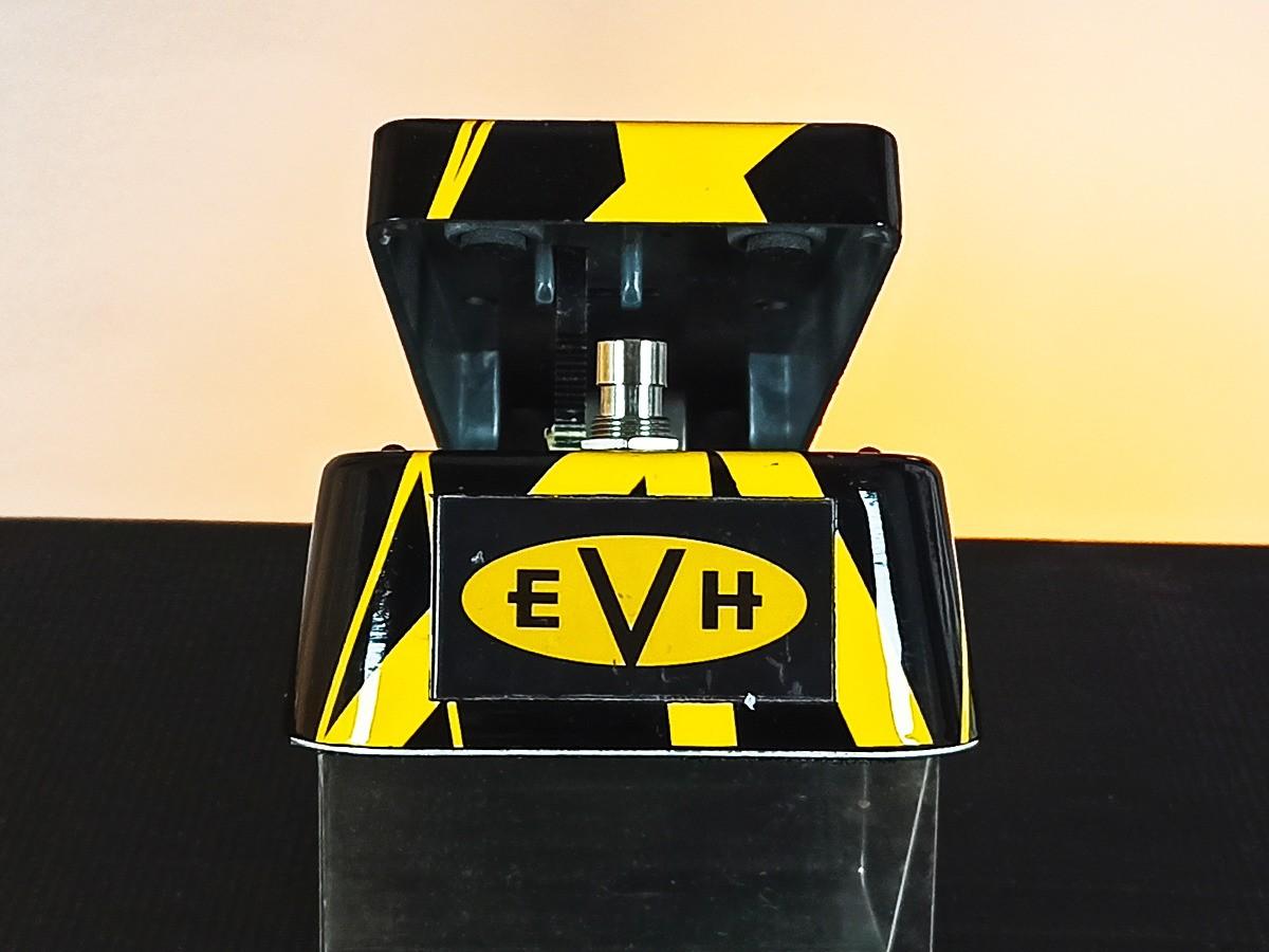 Pedal Dunlop EVH95 Eddie Van Halen Signature Cry Baby Wah - USADO