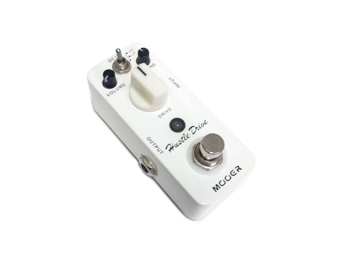 Pedal Mooer Hustle Drive Distortion - USADO