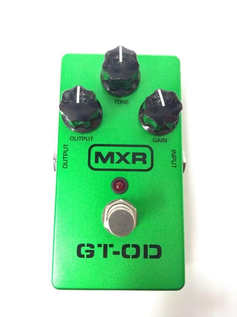 Pedal Mxr Gt-od Overdrive M193 Dunlop