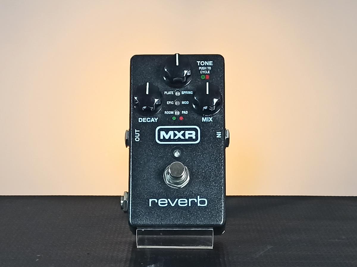 Pedal Mxr Reverb M300 Dunlop - Usado - Shimmer