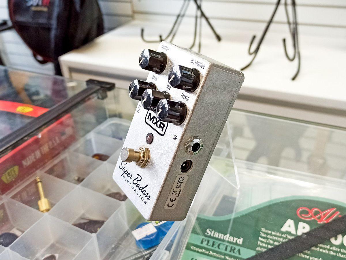 Pedal Mxr Super Badass Distortion Dunlop M75