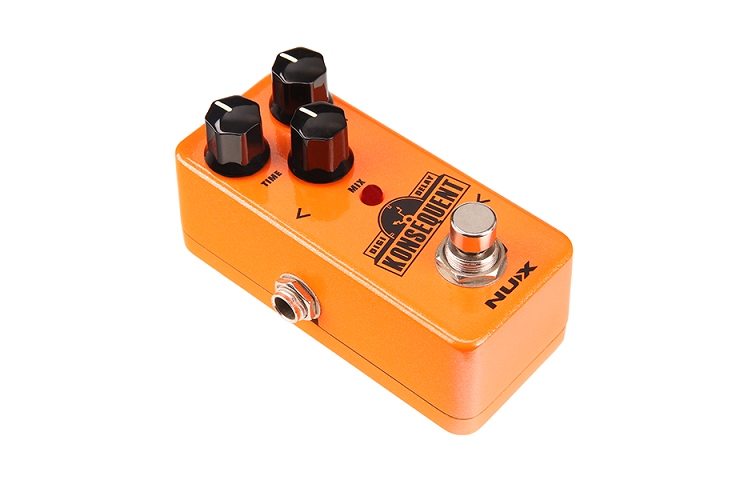 Pedal Delay Nux Konsequent Ndd2