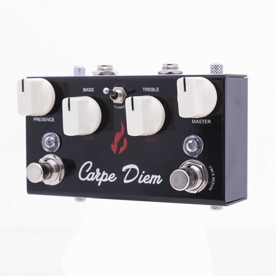 Pedal para guitarra Fire Carpe Diem