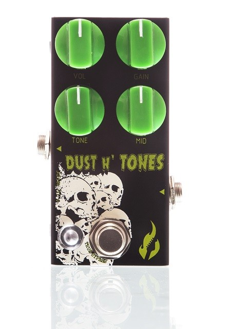 Pedal para guitarra Fire Dust and Tones Distortion