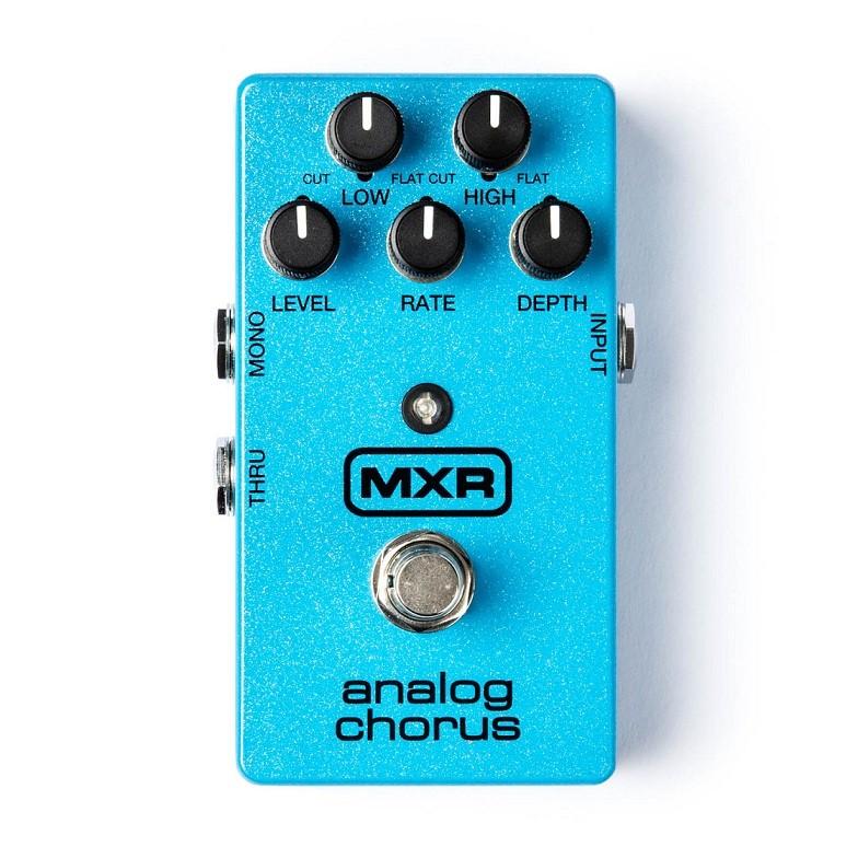 Pedal Para Guitarra Mxr Analog Chorus M234