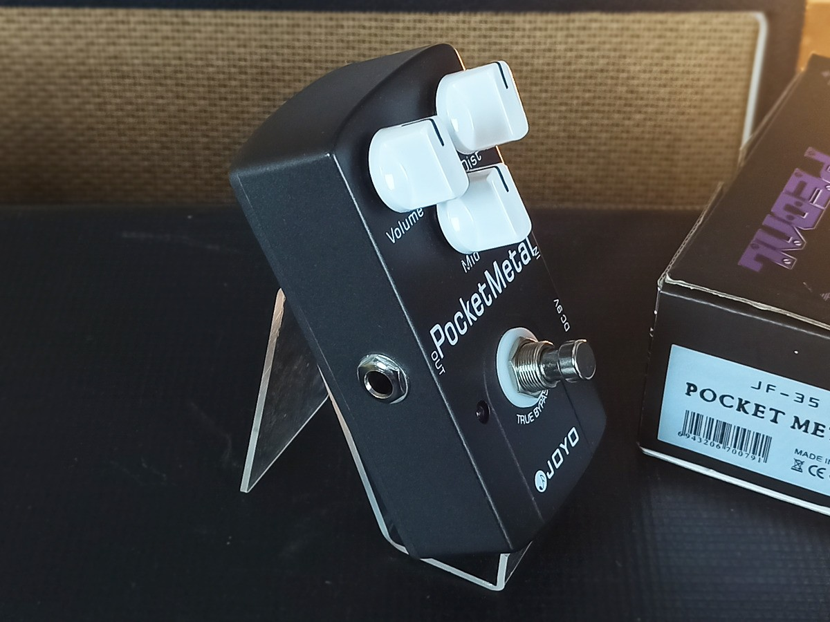 Pedal Pocket Metal - Joyo - JF-35 - USADO