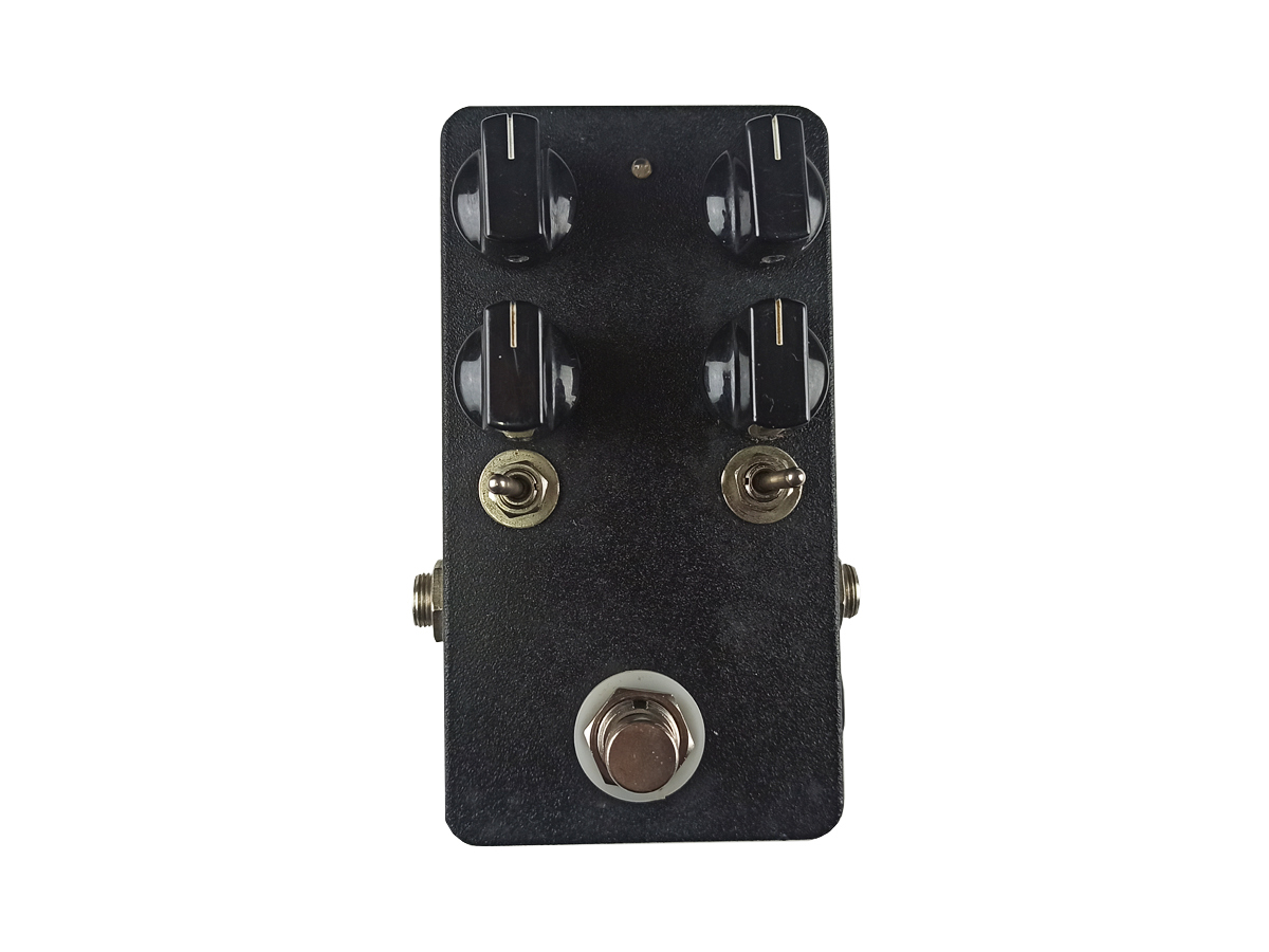 Pedal Tom Tone - Black Box - Usado