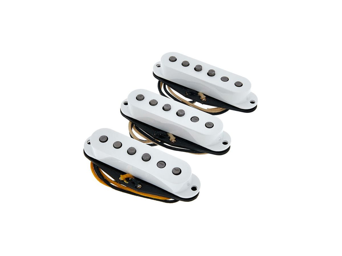 Set Captador Fender Texas Special - Single Sss