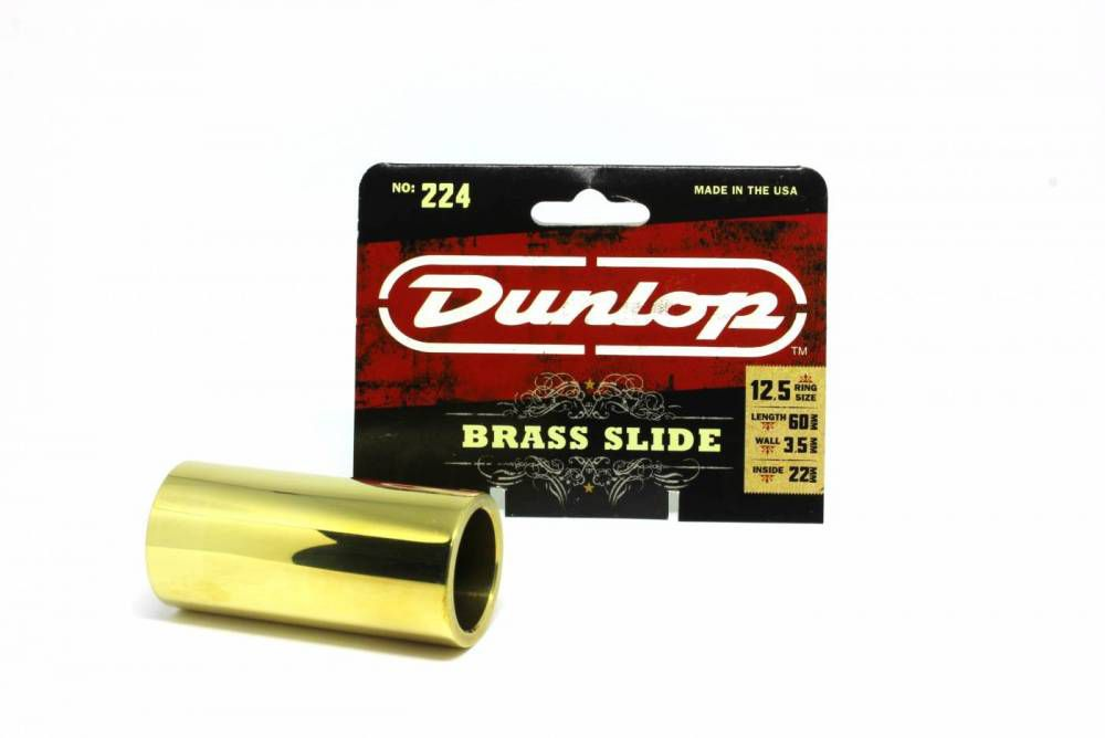 Slide Médio Grosso Dourado Dunlop