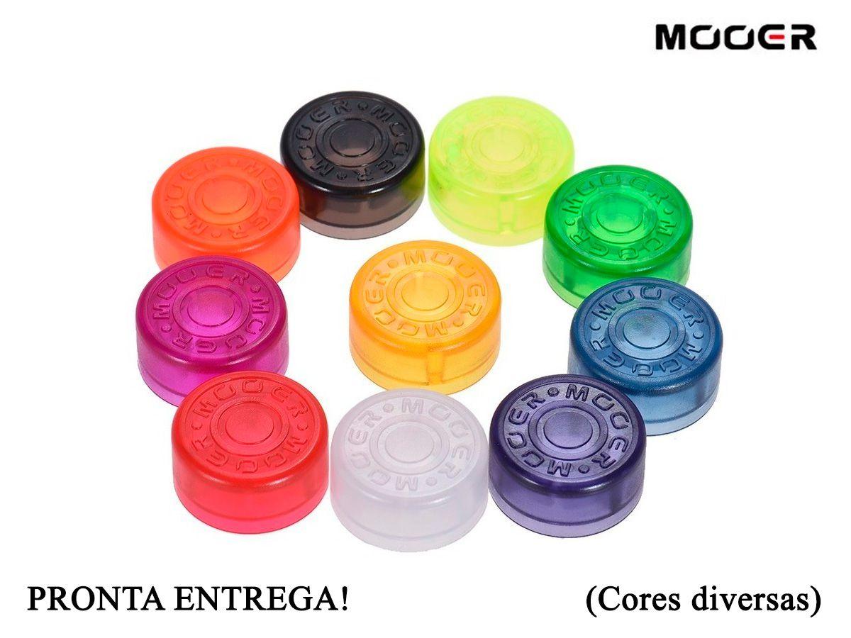 Toppers Candy Mooer Para Pedais De Efeito - Kit c/ 4 Un