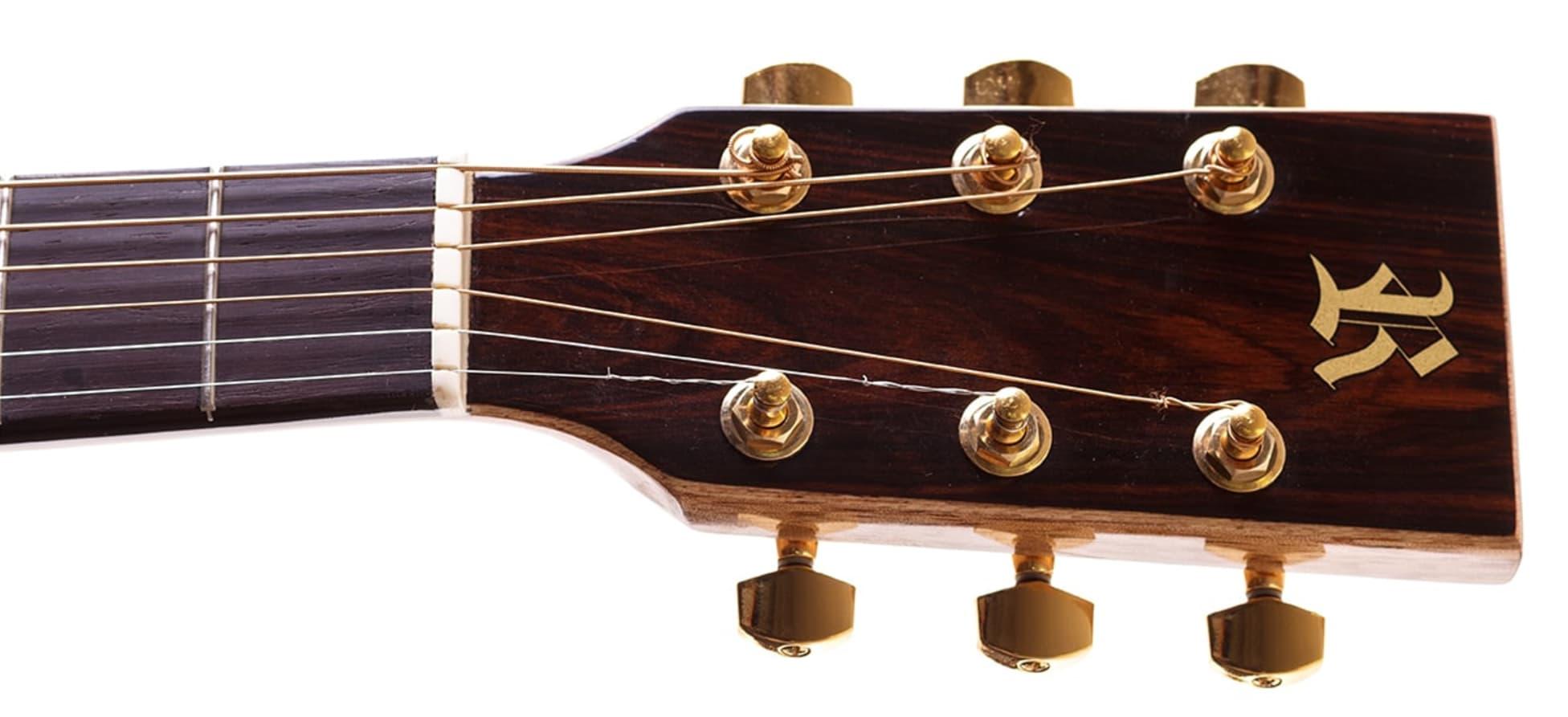 Violão Rozini Folk 6 Cordas Elétrico RX320ATN