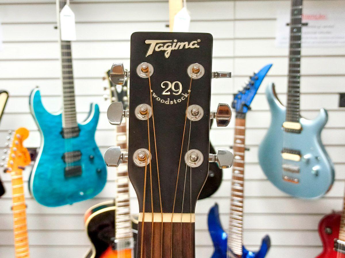 Violão Tagima Woodstock TW29 - Aço - Usado