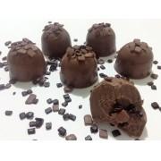 Bombons Chocolate Belga - Kit 50 unid - Recheado