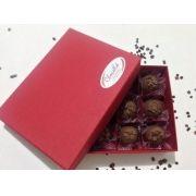 Brigadeiro Chocolate Tradicional - cx 12 unids