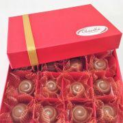 Bombom Diet - Caixa Bombom com Chocolate Belga Diet