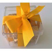 Kit de Caixinhas com Barrinhas de chocolate Belga Ao Leite
