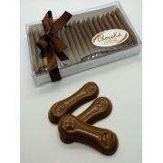 Língua de Gato Chocolate Belga  Ao Leite