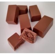 Chocolate Trufado - barrinhas