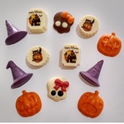 Kit Halloween - Chocolate Belga