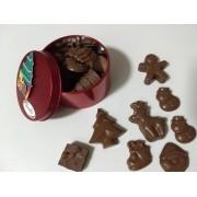Kit Natal Chocolate Nacional