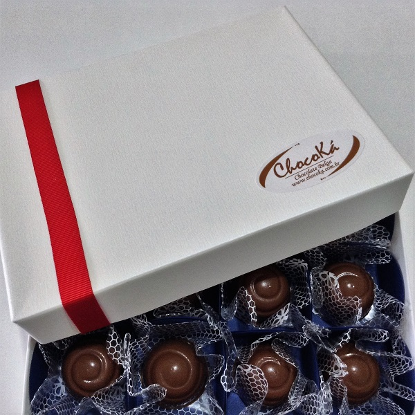 Bombom Chocolate Ao Leite