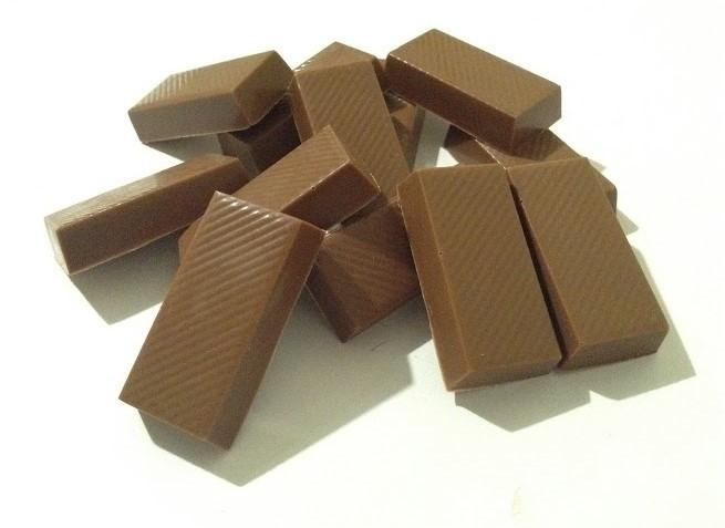 Chocolate Ao Leite - MIni barrinhas