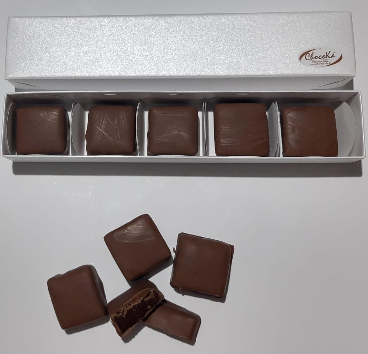 Fudge - Caixa com 5 unidades