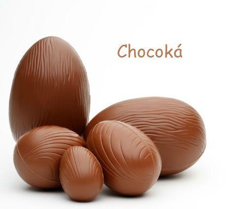Ovo de Páscoa Ao Leite - Chocolate Belga