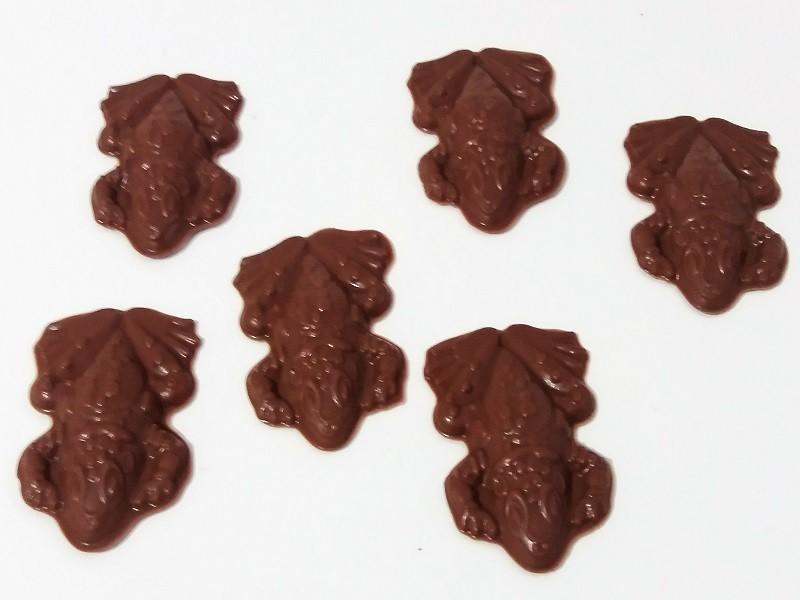 Sapo de chocolate (20 unidades)